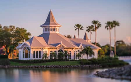 Disney's Wedding Pavilion