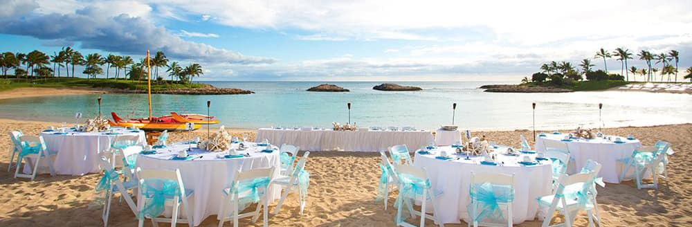 Disney S Hawaii Fairy Tale Weddings