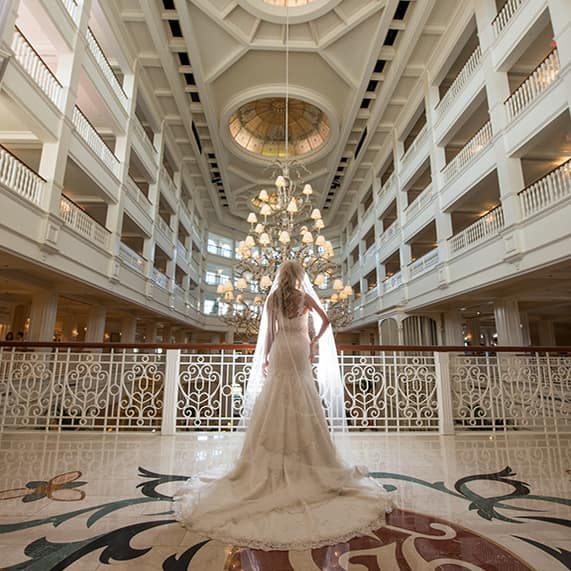 Walt Disney World Wedding Spotlight: Danielle & William