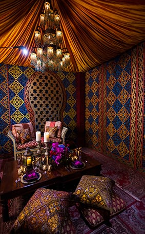 Decor A Disneys Aladdin Moroccan Inspired Reception Disney Weddings