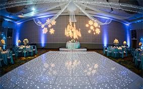 Decor A Frozen Winter Wonderland Wedding Disney Weddings