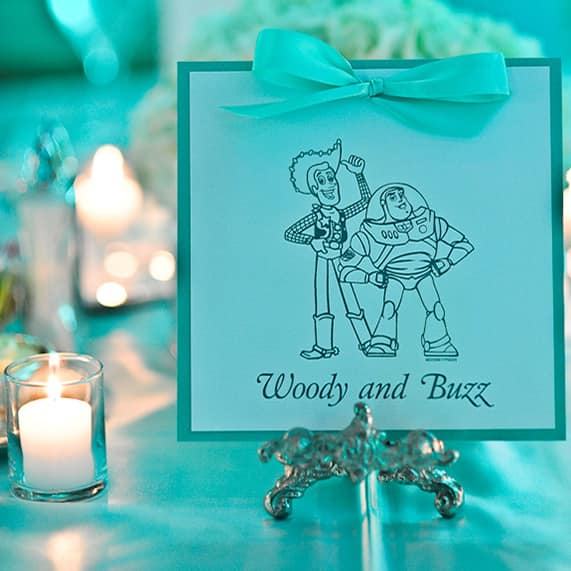 Ideas For Wedding Table Names: Decor: Creative Disney Table Names And Numbers