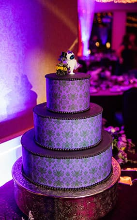 Disney Wedding Cakes Gallery Disney S Fairy Tale Weddings