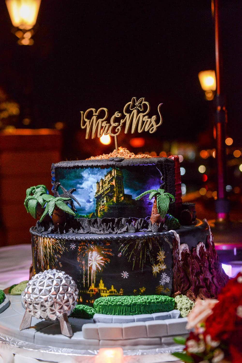 Wedding Cake Wednesday Walt Disney World Favorites
