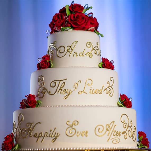 Wedding Cakes Inspired By Disney Princesses Disney Weddings
