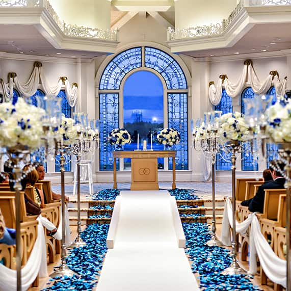 Walt Disney World Wedding Spotlight: Tami & Rob