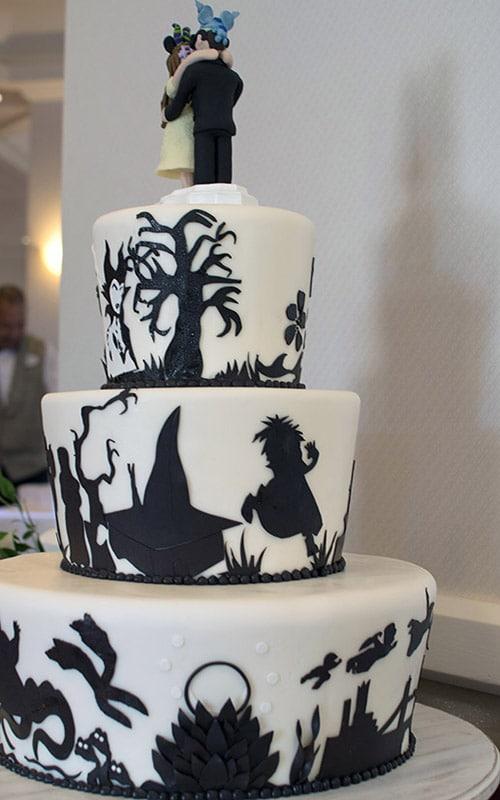 Wedding Cake Wednesday Disney Villain Takeover Disney Weddings