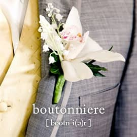 Boutonniere
