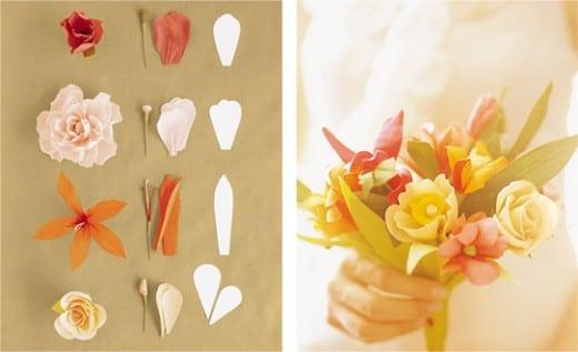 Trend Watch Tissue Paper Flowers Disney Weddings