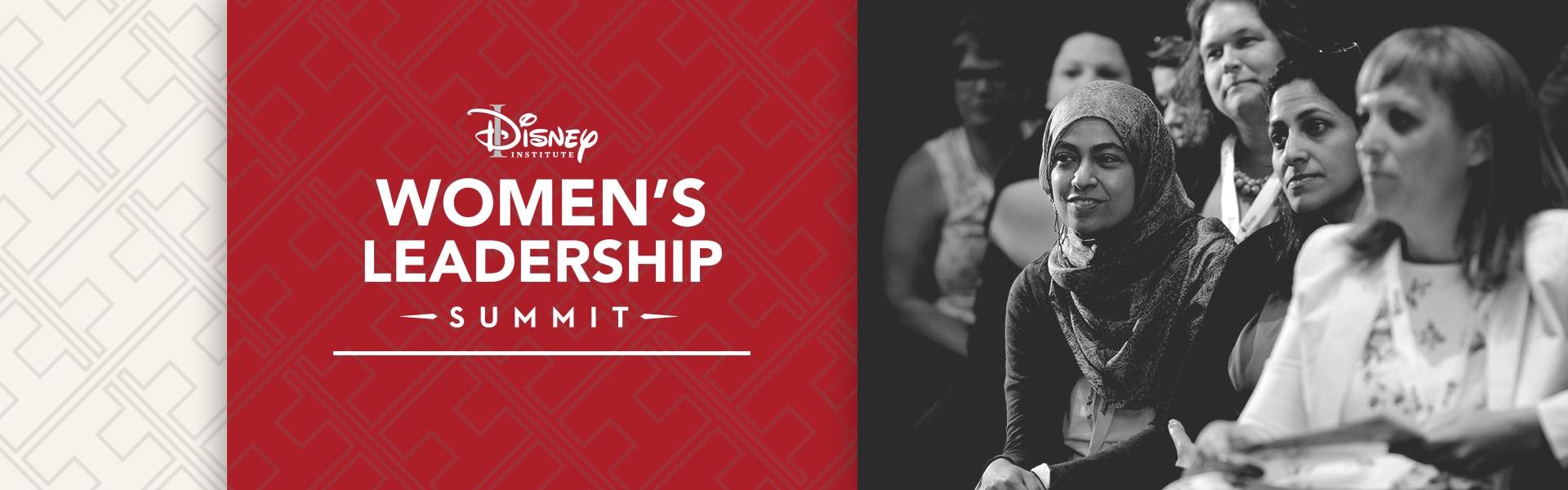 Women's Leadership Summit at Disney World Resort | Disney Institute