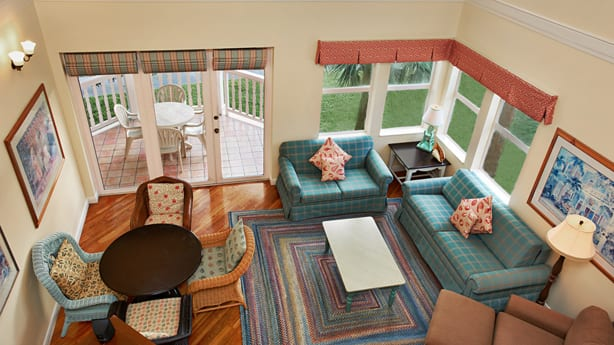 Rooms Points Disney's Old Key West Resort Disney Vacation Club Extraordinary Disney Old Key West One Bedroom Villa