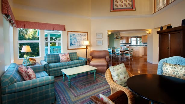 Rooms Points Disney's Old Key West Resort Disney Vacation Club Interesting Disney Old Key West One Bedroom Villa