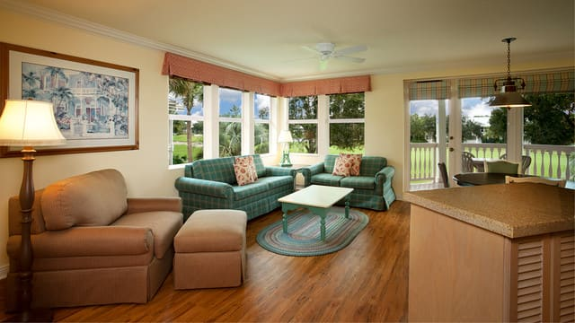Rooms Points Disney's Old Key West Resort Disney Vacation Club Gorgeous Disney Old Key West One Bedroom Villa