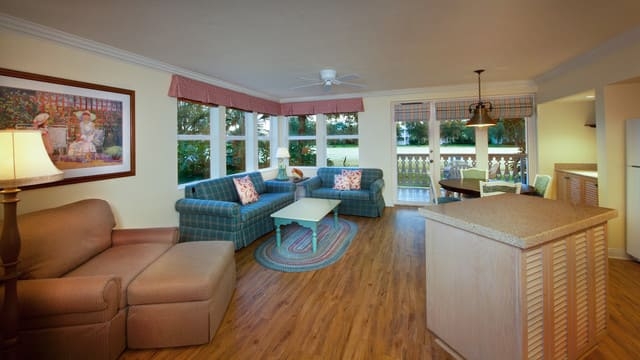 Rooms Points Disney's Old Key West Resort Disney Vacation Club Mesmerizing Disney Old Key West One Bedroom Villa