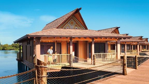 Rooms Points Disney S Polynesian Villas Bungalows Disney