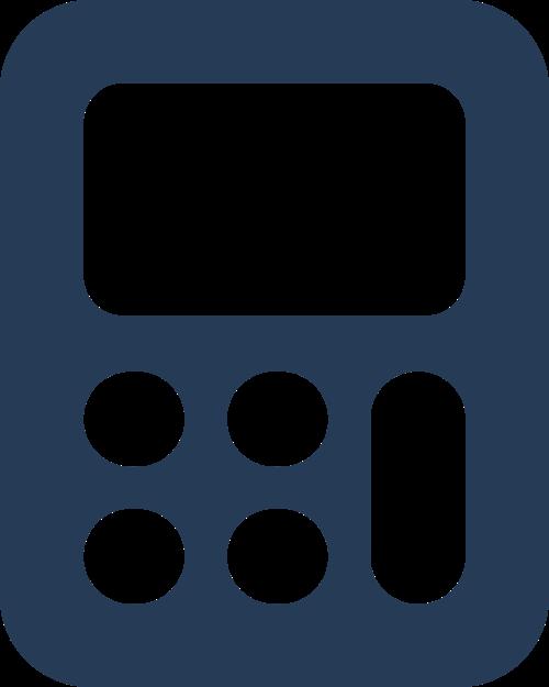 Membership Costs Calculator Icon