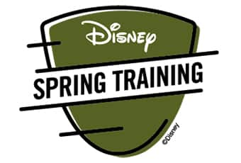 Disney Spring Training