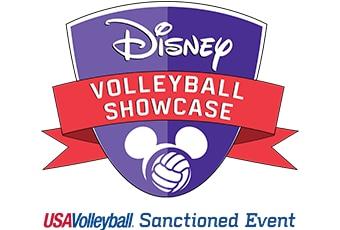Disney Volleyball Logo