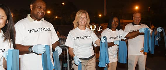 Volunteer Ambassador Team
